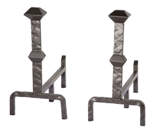 Blackwell Collection Iron Andirons