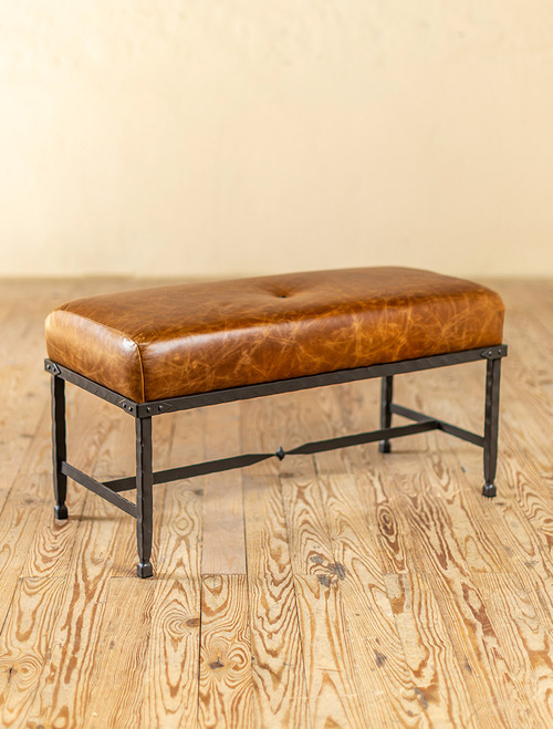 Blackwell Iron Bench