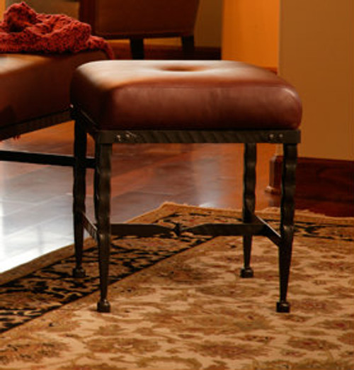 Blackwell Iron Shorty Stool