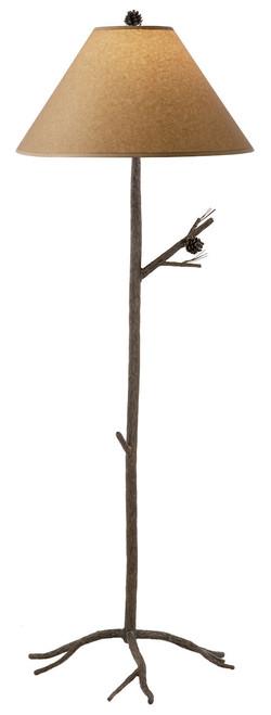 Evergreen Iron Floor Lamp