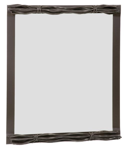 Black River Iron Wall Mirror