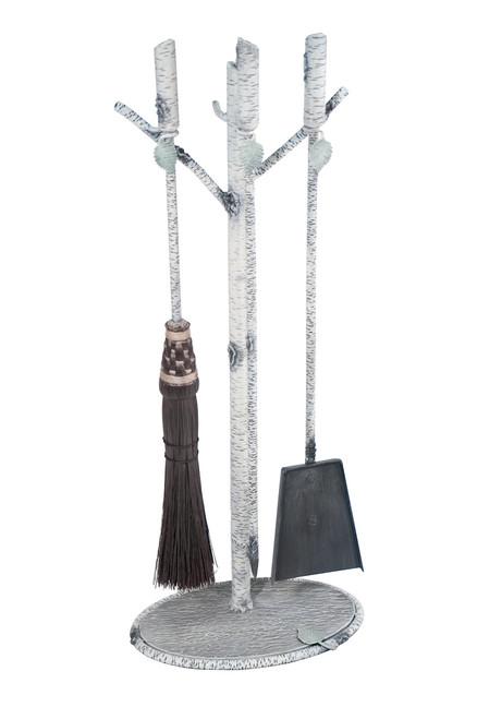 Marked Tree Iron Fire Tool Set (3 Tools)
