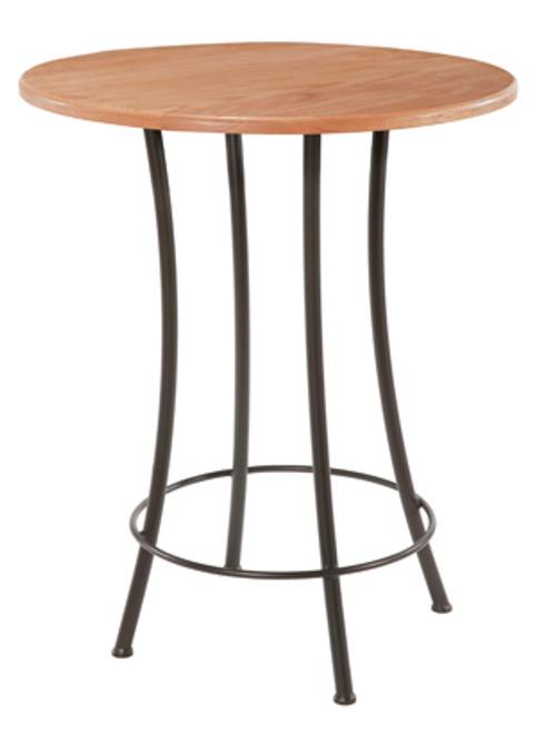 Clear Oak Top Standard Wood Finish Option