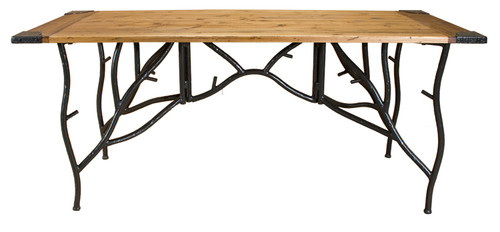 Greenwood Folding Guest Table