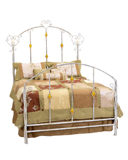 Victorian Romance Bed