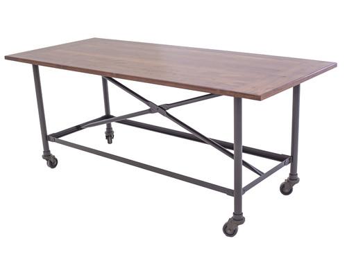 Railcar Dining Table