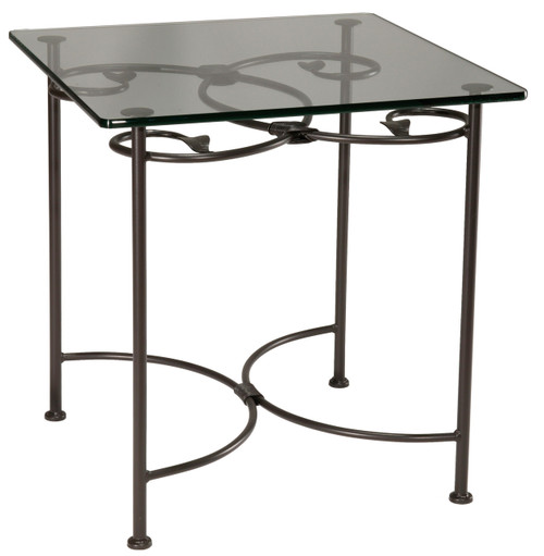 Base Only Evening Shade Side Table