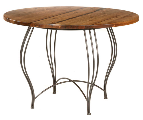 Base Only Caraway Iron Breakfast Table