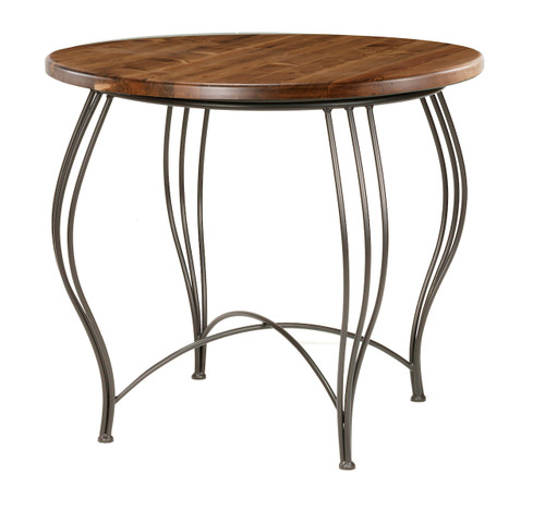 Base Only Caraway Iron Ice Cream Table
