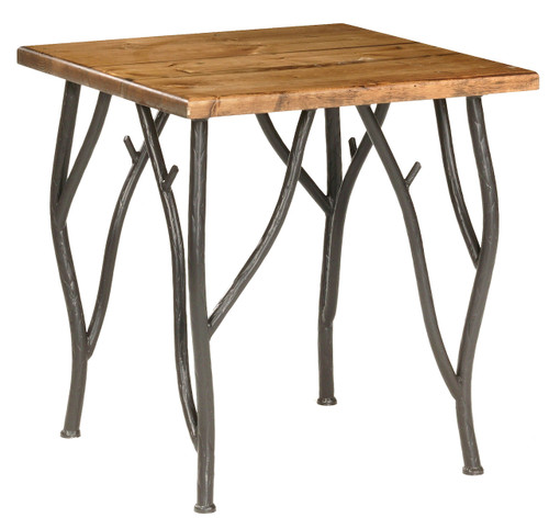 Base Only Greenwood Iron Side Table