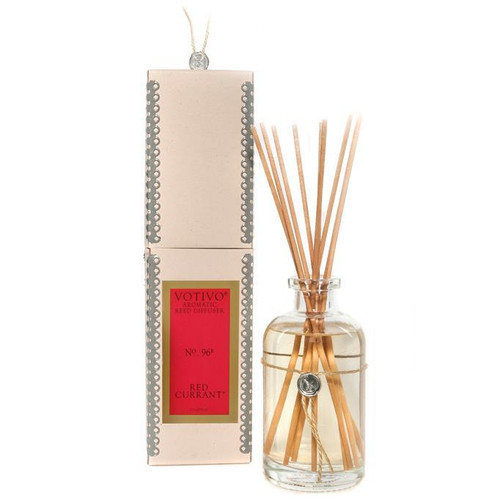 Votivo Aromatic Collection Red Currant Reed Diffuser
