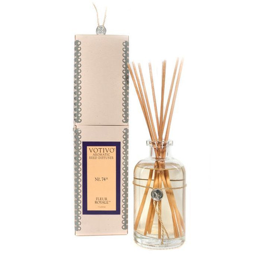 Votivo Aromatic Collection Fleur Royale Reed Diffuser