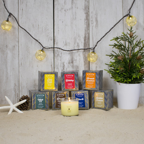 Trapp Fragrances Seasonal Candles Buy 4 Get The 5th One Free