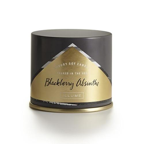 Illume Blackberry Absinthe Vanity Tin Candle