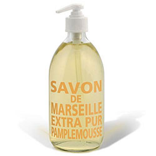 Compagnie de Provence Summer Grapefruit Liquid Soap - Signature Glass Bottle