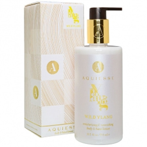 Aquiesse Mindful Collection Wild Ylang Hand & Body Lotion