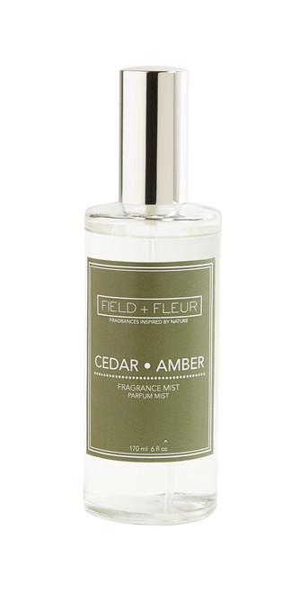Hillhouse Naturals Cedar Amber Home Fragrance Mist