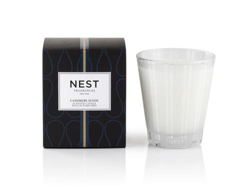 Nest Fragrances Cashmere Suede Classic Candle
