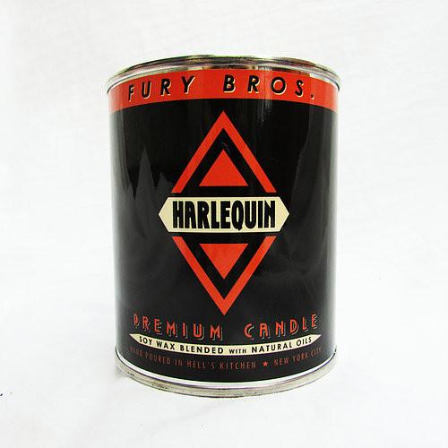 Fury Bros Harlequin Candle