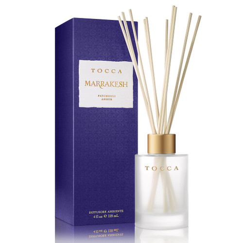 Tocca Marrakesh Voyage Collection Fragrance Reed Diffuser