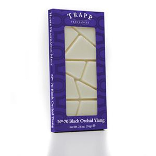 No. 70 Trapp Black Orchid Ylang - 2.6 oz. Home Fragrance Melts