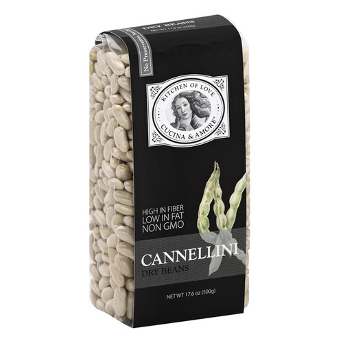 Cannellini Dry Beans, 17.6oz
