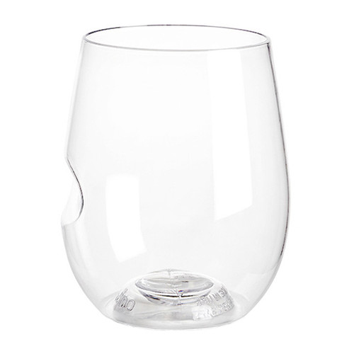 White Wine & Cocktail Shatterproof Glass, 12oz