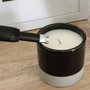 USB Rechargeable Candle Lighter - Matte Black, 8-in