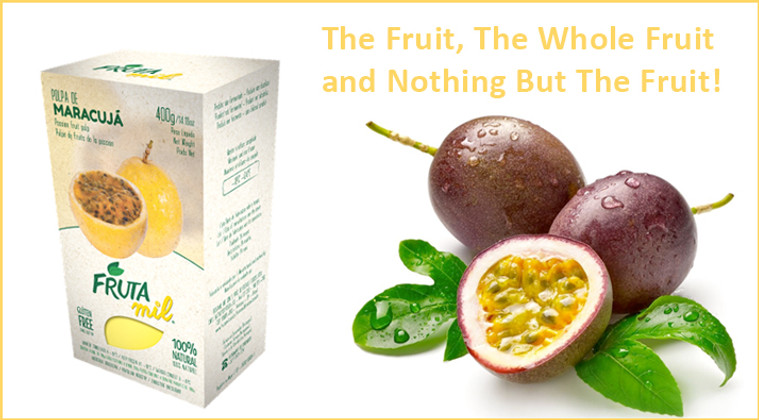 SUNDAY, SEPTEMBER 3rd    IN-STORE DEMO - NUTREE PASSION FRUIT PULP