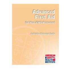 ASHI Advanced First Aid Instructor Manual G2010