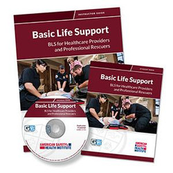 ASHI Basic Life Support BLS Instructor Materials Package