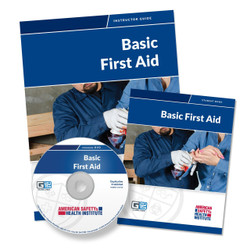 ASHI First Aid Instructor Package
