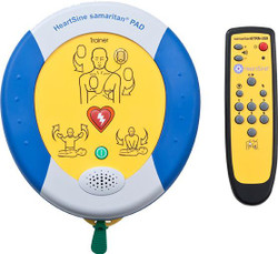 HeartSine Samaritan AED Trainer & Remote Control