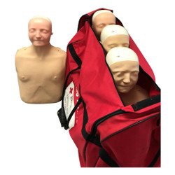 Used Laerdal Little Annie Adult Manikin 4-Pack