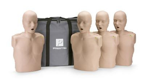 Prestan Professional Adult Manikins - 4 Pack