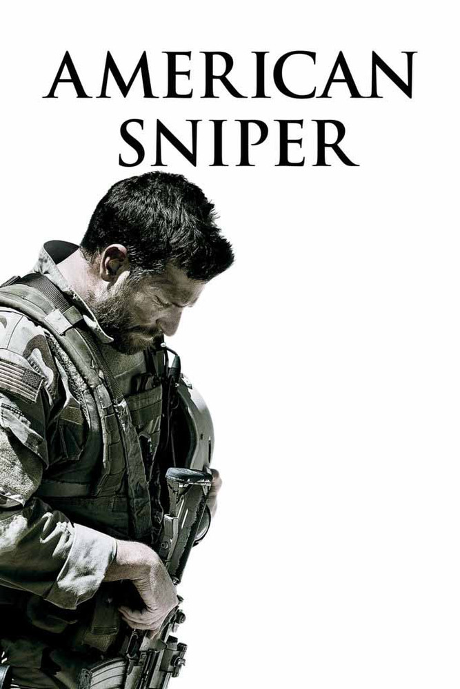 American Sniper [UltraViolet HD or iTunes via Movies Anywehre]