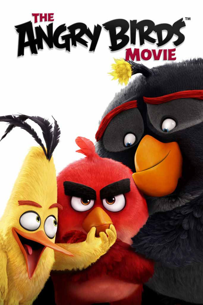 Angry Birds [UltraViolet HD or iTunes via Movies Anywhere]