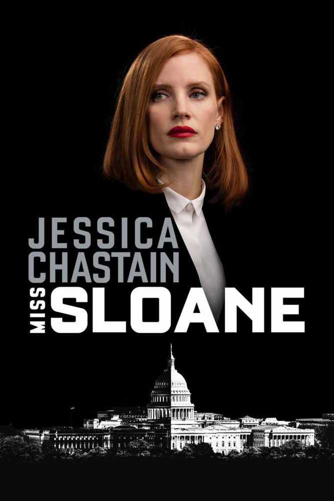 Miss Sloane [UltraViolet HD]