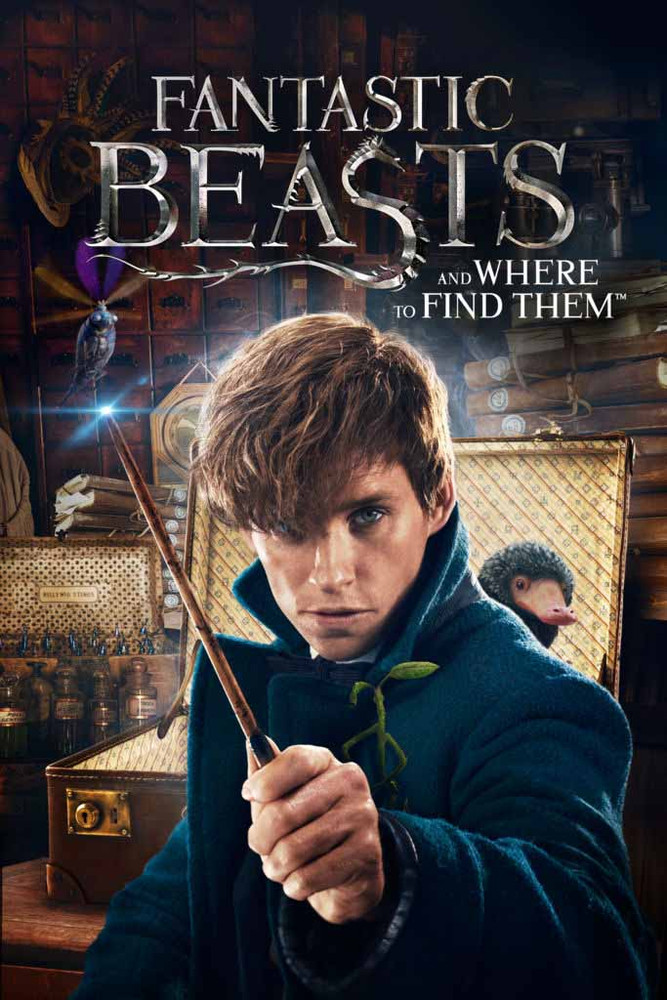 Fantastic Beasts and Where to Find Them [UltraViolet 4K or iTunes 4K via Movies Anywhere]