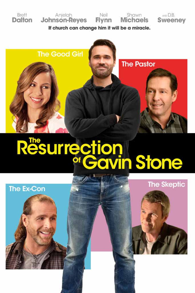 The Resurrection of Gavin Stone [UltraViolet HD]
