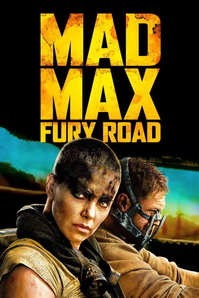 Mad Max Fury Road [UltraViolet 4K]
