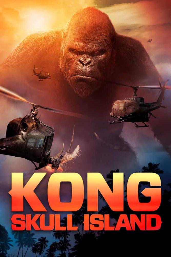 Kong-Skull Island [UltraViolet HD or iTunes via Movies Anywhere]