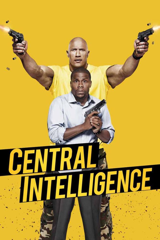 Central Intelligence [UltraViolet 4K]