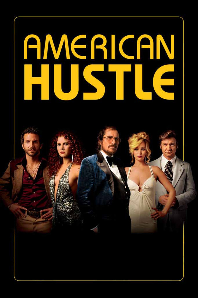 American Hustle [UltraViolet HD or iTunes via Movies Anywhere]