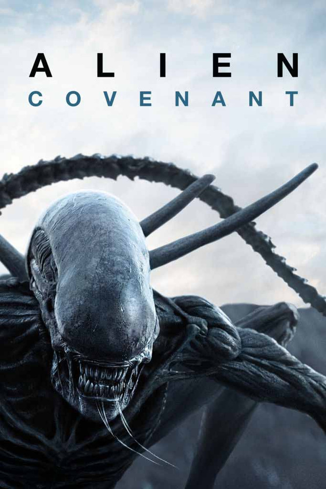 Alien Covenant [UltraViolet HD or iTunes HD]
