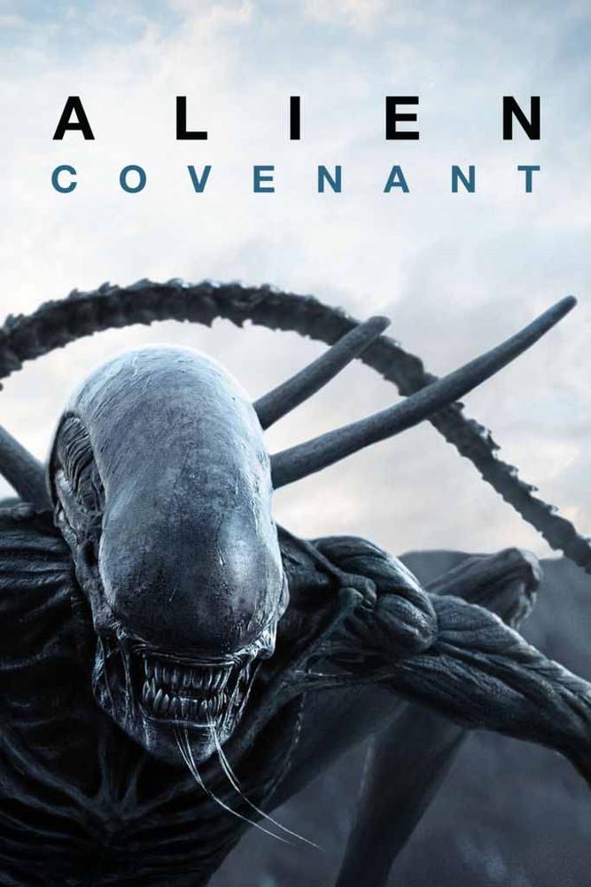 Alien Covenant [UltraViolet HD or iTunes 4K]