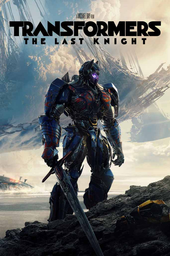 Transformers: The Last Knight [UltraViolet HD]