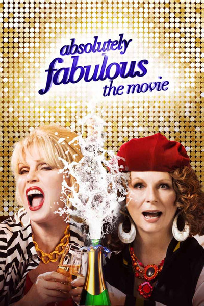 Absolutely Fabulous The Movie [UltraViolet HD or iTunes]