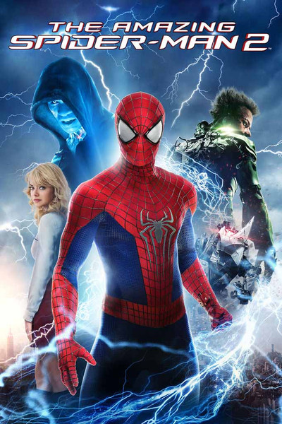 The Amazing Spider-Man 2 [UltraViolet SD or iTunes SD via Movies Anywhere]