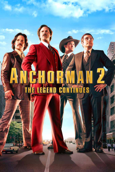Anchorman 2 [iTunes HD]
